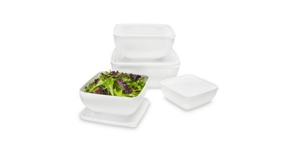 Frischhaltedosen-set  - Transparent, KONVENTIONELL, Kunststoff - Homeware