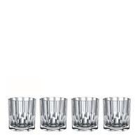 WHISKYGLAS 4-teilig  - Klar, Basics, Glas (9,8cm) - Nachtmann