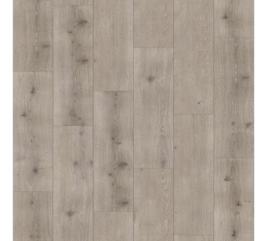 DESIGNBODEN per  m² - Eichefarben/Hellgrau, MODERN, Holz/Kunststoff (128,5/19,4/0,8cm) - Parador