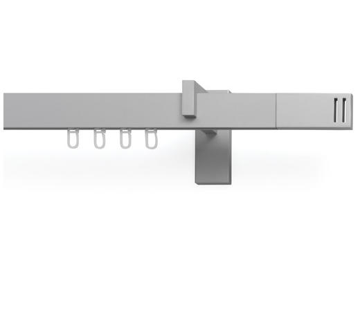 ENDSTÜCK  - Edelstahlfarben, Basics, Metall (7/3.3cm) - Homeware