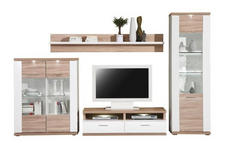Anbauwände Wohnwände Wohnzimmer Kollektion Xora