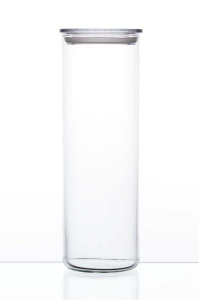 VORRATSGLAS 2,0 L - Klar, Glas/Kunststoff (2.0l) - BOHEMIA