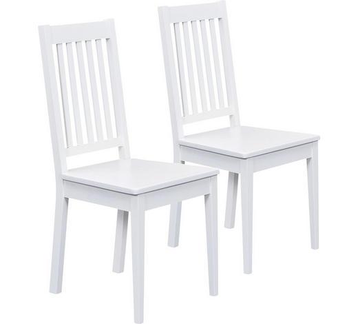 Stuhl Set Buche Massiv Weiß Online Kaufen Xxxlutz