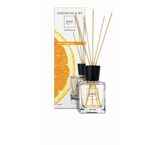DIFFUSER ORANGE SKY - Klar, Basics (0,20l) - Ipuro