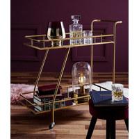 SVÍČKA VE SKLE - barvy zlata/fialová, Lifestyle, sklo (18/20cm)