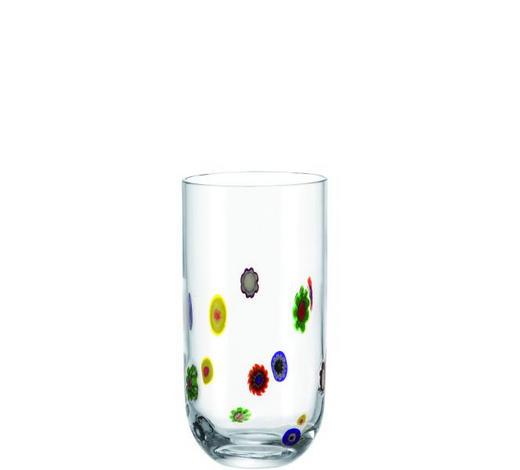 SKLENICKA LONGDRINK - čiré, Trend, sklo (7.50/14.5cm) - Leonardo
