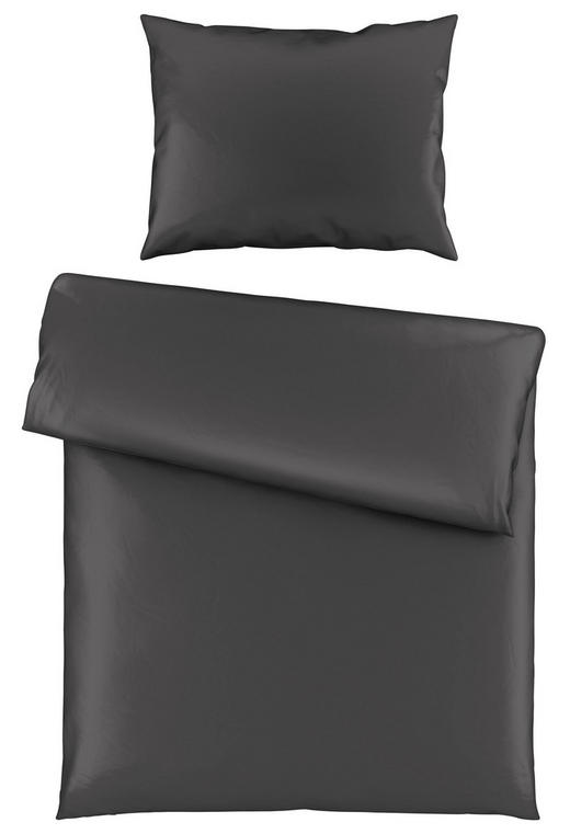 BETTWÄSCHE 140/200 cm - Grau, Basics, Textil (140/200cm) - Novel