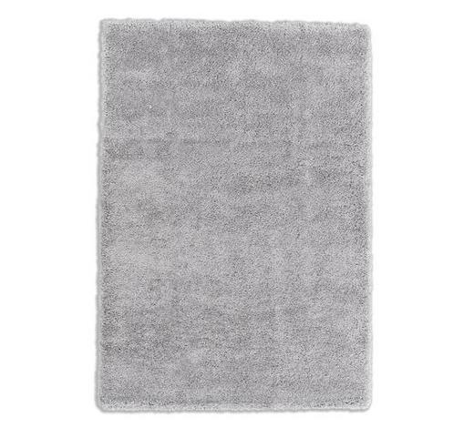 WEBTEPPICH  133/190 cm  Silberfarben   - Silberfarben, Basics, Textil (133/190cm) - Novel