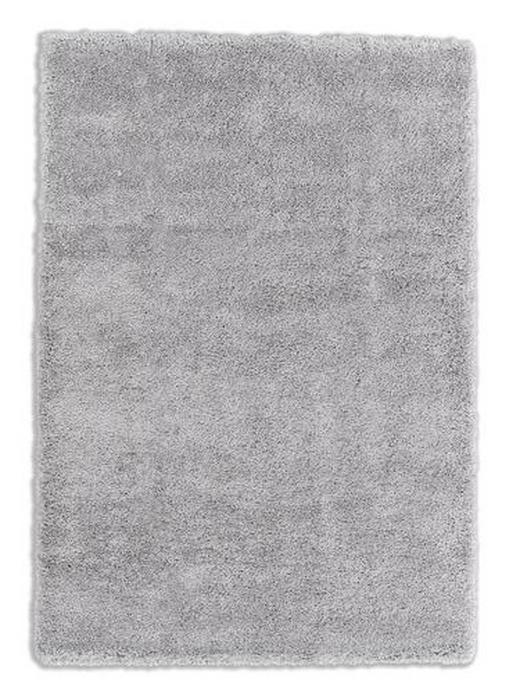 WEBTEPPICH  80/150 cm  Silberfarben - Silberfarben, Basics, Textil (80/150cm)