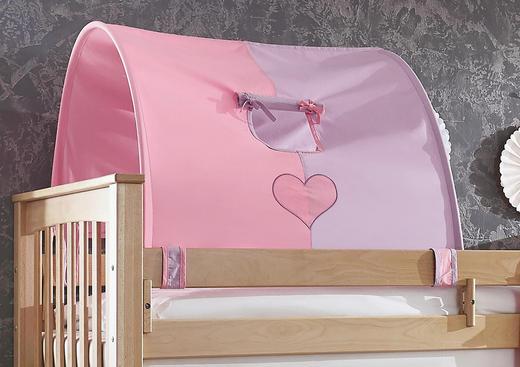 TUNNELSET Flieder, Rosa - Flieder/Rosa, Design, Textil