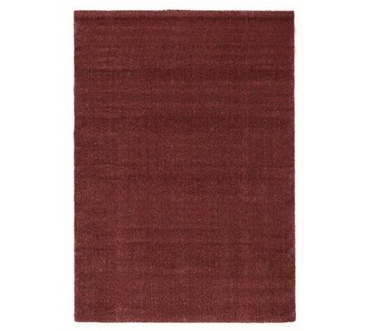 WEBTEPPICH  65/130 cm  Rot   - Rot, Basics, Textil (65/130cm) - Novel