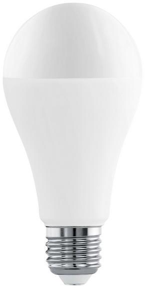 LED - vit, Basics, glas (13,4  cm) - Homeware
