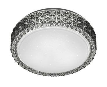 LED PLAFONJERA - Siva, Dizajnerski, Plastika (28,0/9,0cm) - Boxxx