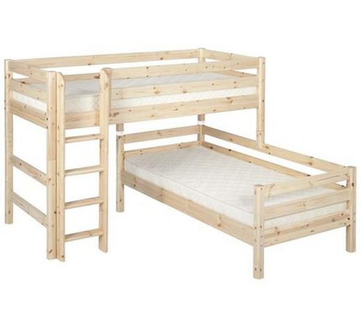etagenbett kiefer massiv 90 190 cm kieferfarben online kaufen xxxlutz. Black Bedroom Furniture Sets. Home Design Ideas