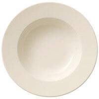 GLOBOKI KROŽNIK FOR ME, Ø 25 - bela, Trendi, keramika (25cm) - Villeroy & Boch