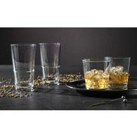 GLAS - klar, Basics, glas (7.7/13cm) - Leonardo