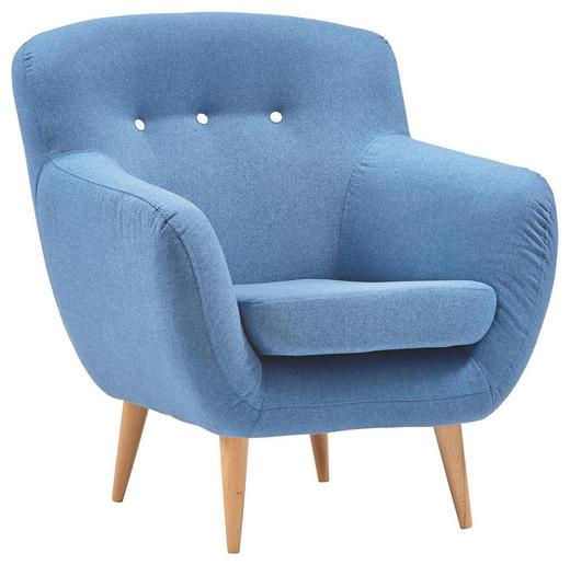 Sessel Hellblau sessel flachgewebe blau kaufen xxxlutz
