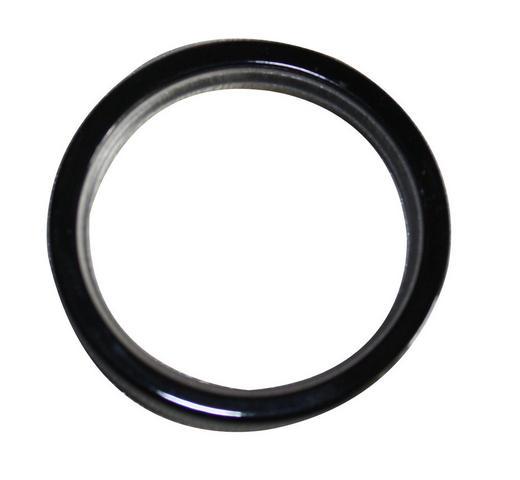 RINGESET - Schwarz, Basics, Metall (3.4cm) - Homeware