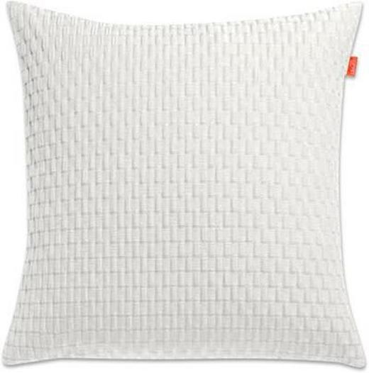 KISSENHÜLLE Weiß 50/50 cm - Weiß, Basics, Textil (50/50cm) - Esprit