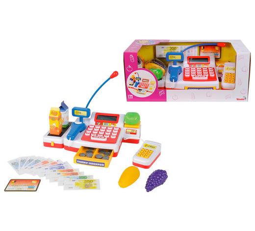 SPIELKASSE - Multicolor, Basics, Papier/Kunststoff (18/38/16cm) - Simba