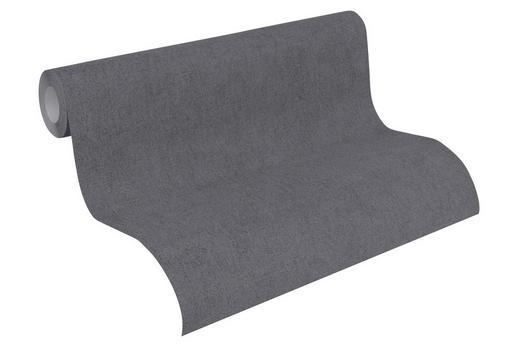 VLIESTAPETE 10,05 m - Dunkelgrau/Braun, Design, Textil (53/1005cm)