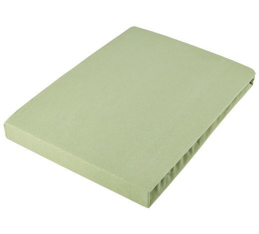 RJUHA BASIC, 180/200 - zelena, Konvencionalno, tekstil (180/200cm) - Schlafgut