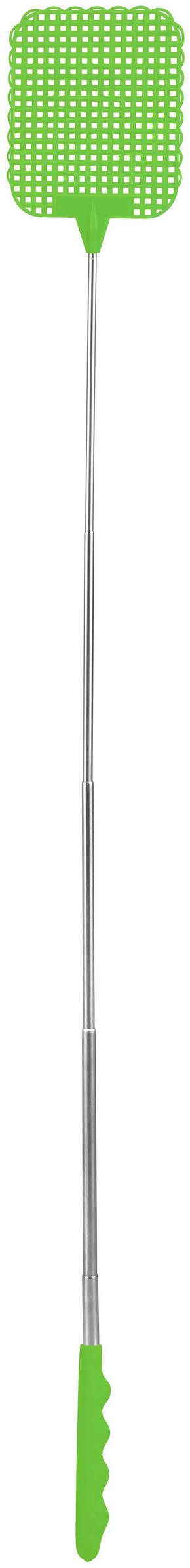 FLUGSMÄLLARE - röd/grön, Basics, metall/plast (26-72cm) - Fackelmann