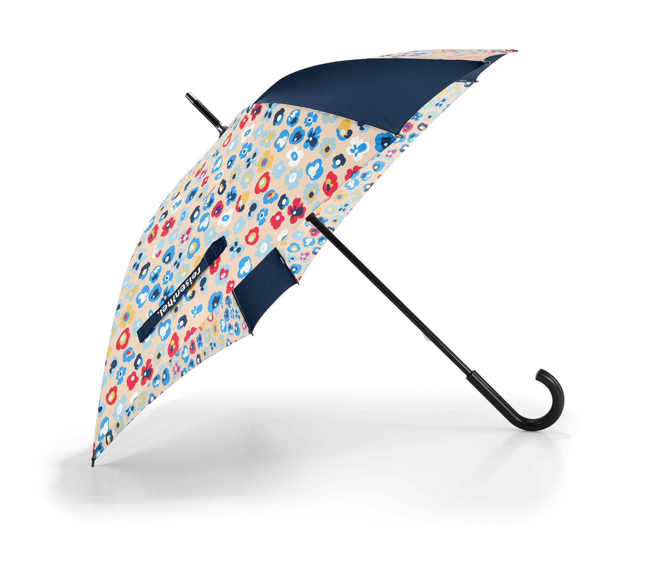 UMBRELLA MILLEFLEURS Textil - Textil (85/90cm) - REISENTHEL
