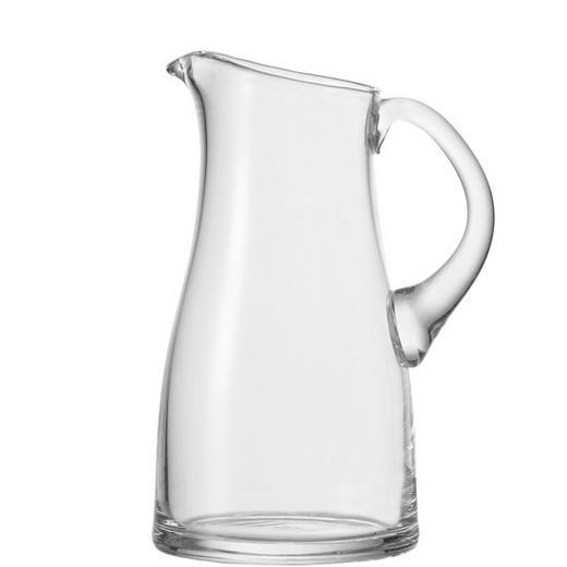 GLASKRUG  1,7 L - Klar, Basics, Glas (17.5/24.5/13cm) - Leonardo