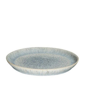 MATTALLRIK - vit/grå, Basics, keramik (26cm) - Denby