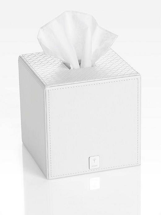 BOX - Weiß, Design, Kunststoff (13,3/13,3/13,3cm) - Joop!