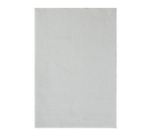 HOCHFLORTEPPICH - Weiß, KONVENTIONELL, Textil (160/230cm) - Novel