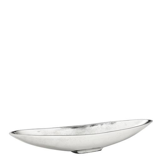 DEKOSCHALE - Silberfarben, Basics, Metall (50cm) - Ambia Home