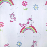 KINDERVORHANG halbtransparent - Multicolor, KONVENTIONELL, Textil (140/245cm) - Ben'n'jen