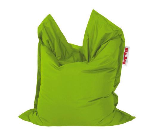 SITZSACK in Textil Grün  - Grün, Design, Textil (130/170cm)