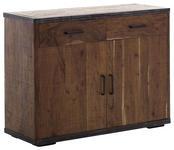 SIDEBOARD 105/80/40 cm  - Walnussfarben, LIFESTYLE, Holz/Holzwerkstoff (105/80/40cm) - Landscape