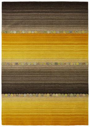 ORIENTALISK MATTA - brun/gul, Lifestyle, ytterligare naturmaterial (160/230cm) - Esposa