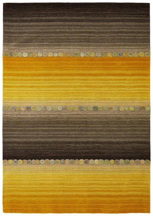 ORIENTTEPPICH - Gelb/Braun, LIFESTYLE, Weitere Naturmaterialien (250/350cm) - Esposa
