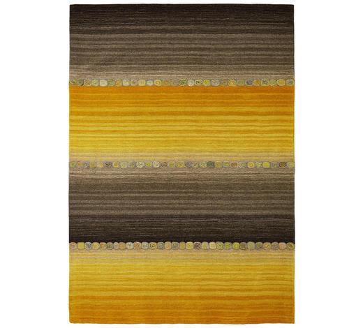 ORIENTTEPPICH 300/400 cm - Gelb/Braun, LIFESTYLE, Weitere Naturmaterialien (300/400cm) - Esposa