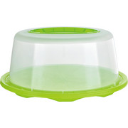 TÅRTKUPA - klar/grön, Basics, plast (34/15cm) - Homeware