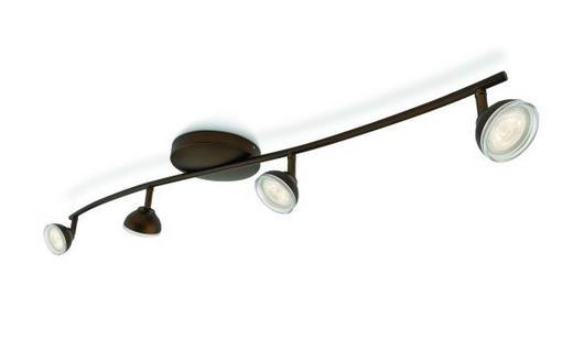 STRAHLER - Bronzefarben, LIFESTYLE, Metall (97,6/13,3/16cm)