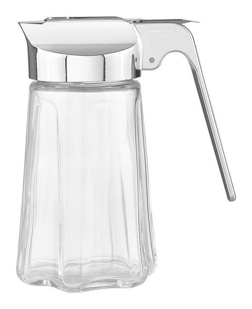 ALLZWECKGIEßER - Transparent, Basics, Glas (0,28l) - Homeware