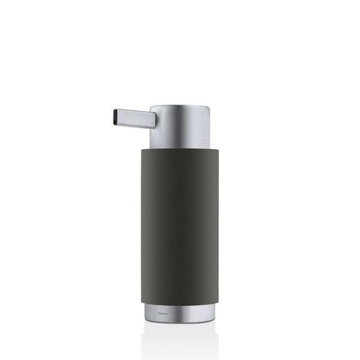 SEIFENSPENDER - Anthrazit, Design, Kunststoff/Stein (6/17cm) - Blomus
