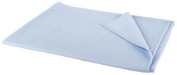 WAFFELPIQUE 140/200 cm - Blau, Design, Textil (140/200cm) - Esposa