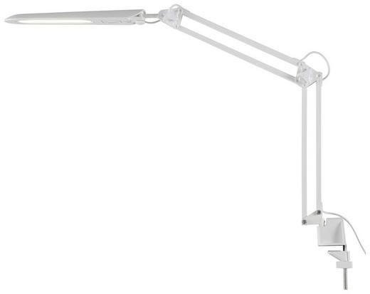 SCHREIBTISCHLEUCHTE - Weiß, Design, Kunststoff/Metall (70cm) - Boxxx