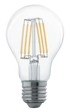 LED - klar, Basics, glas (10,5  cm) - Homeware