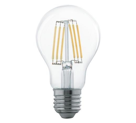LED-Leuchtmittel E27  - Klar, Basics, Glas (10,5cm) - Homeware
