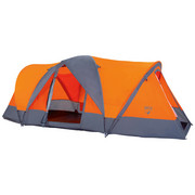ZELT TRAVERSE X4 TENT - Schwarz/Orange, KONVENTIONELL, Textil (480/210/165cm) - Bestway