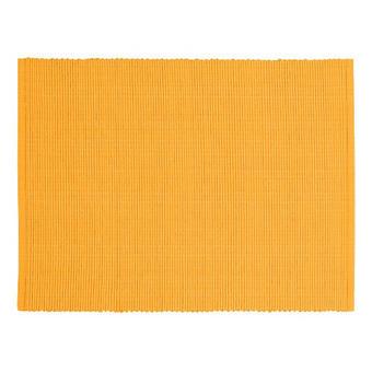 PROSTÍRÁNÍ - žlutá, Basics, textil (35/46cm) - Linum