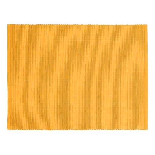 TISCHSET - Gelb, Basics, Textil (35/46cm) - Linum